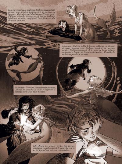 Page 2 Le coeur d'Yildirim