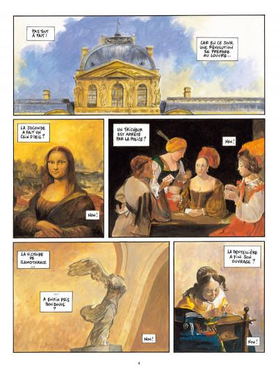 Page 2 Le cheval qui ne voulait plus être une oeuvre d'art