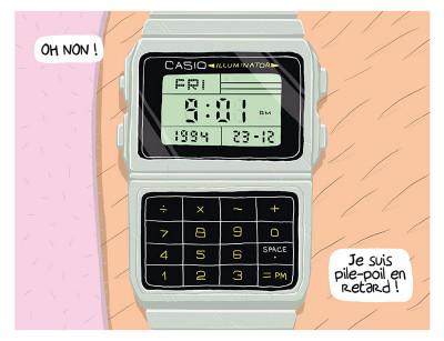 Page 1 Jean Doux et le mystère de la disquette molle