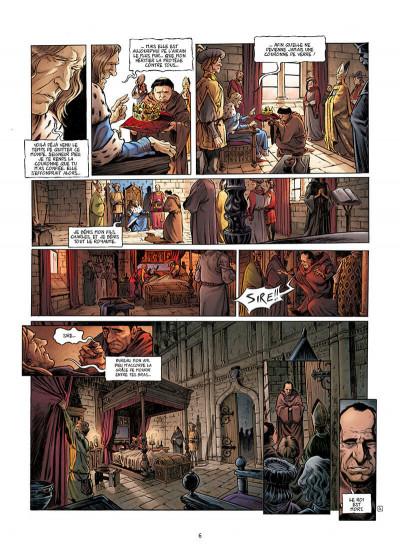 Page 6 La couronne de verre tome 1