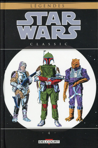 Couverture Star Wars - Classic tome 4