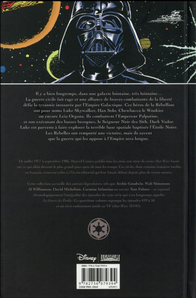 Dos Star Wars - Classic tome 4