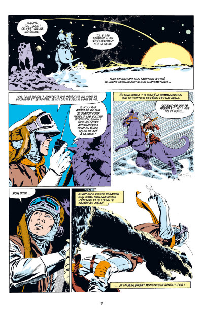 Page 2 Star Wars - Classic tome 4
