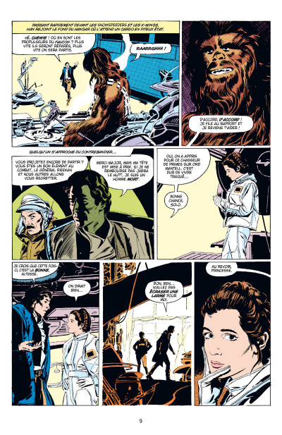 Page 4 Star Wars - Classic tome 4