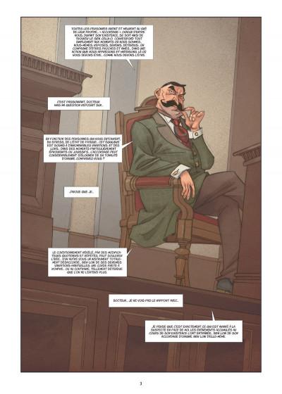 Page 1 Détectives tome 6