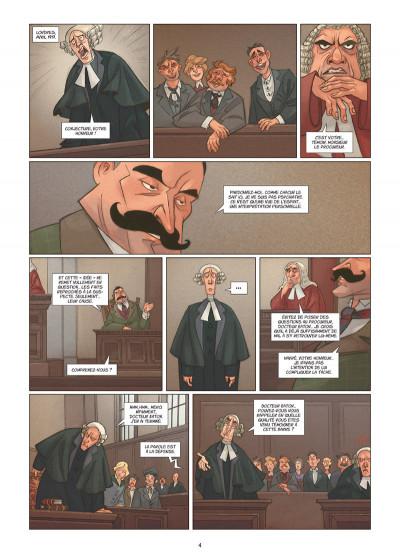 Page 2 Détectives tome 6