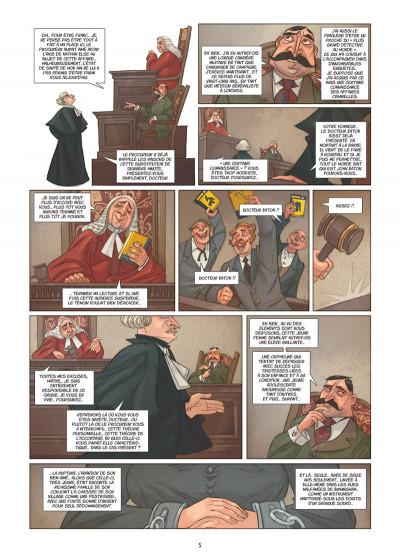 Page 3 Détectives tome 6