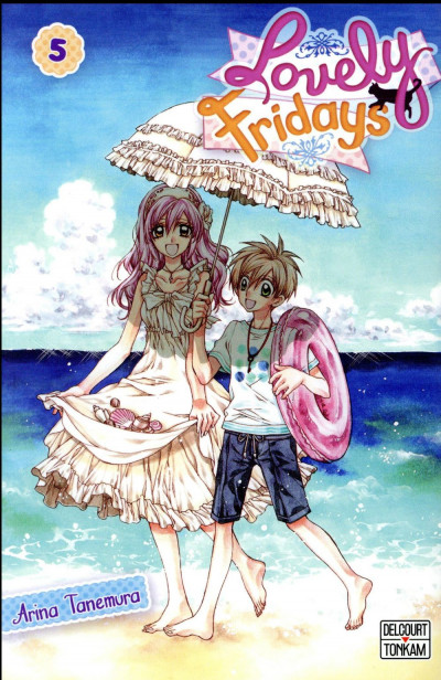 Couverture Lovely fridays tome 5
