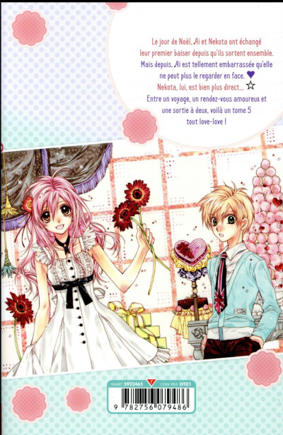 Dos Lovely fridays tome 5