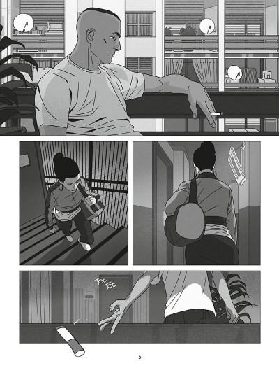 Page 5 En falsh tome 1
