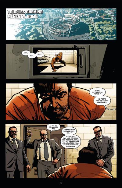Page 1 Le maître voleur tome 4