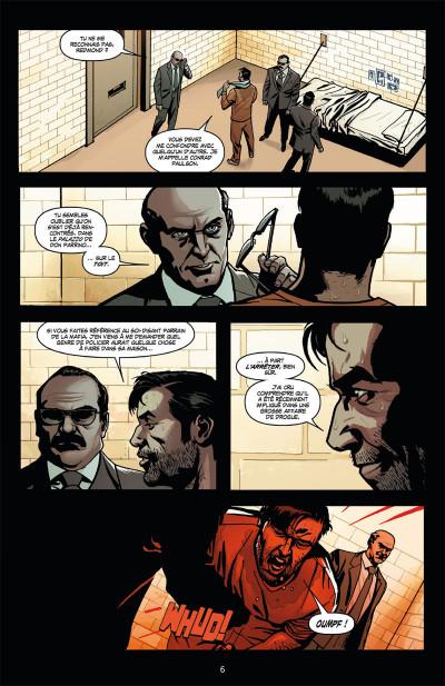Page 2 Le maître voleur tome 4