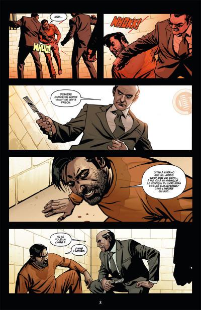 Page 4 Le maître voleur tome 4