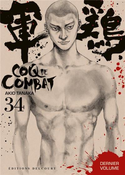 Couverture Coq de combat tome 34