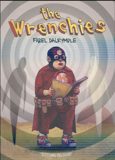 Couverture The wrenchies