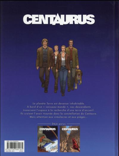 Dos Centaurus tome 2