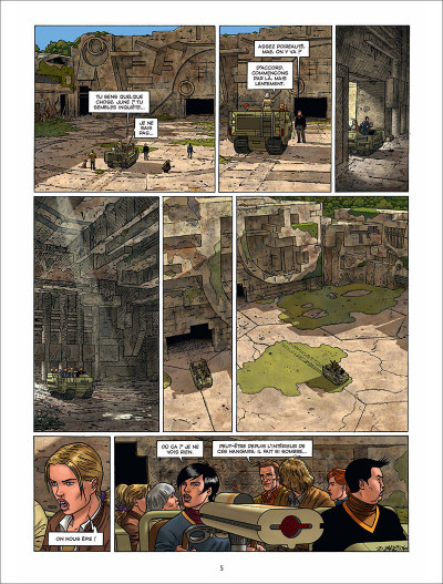 Page 3 Centaurus tome 2