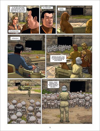 Page 4 Centaurus tome 2