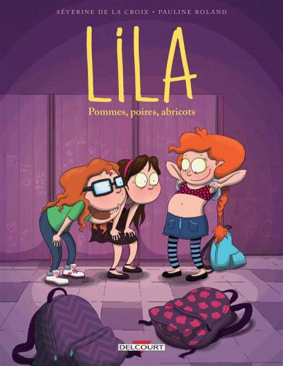 Couverture Lila tome 1