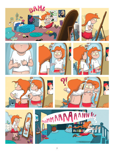 Page 1 Lila tome 1