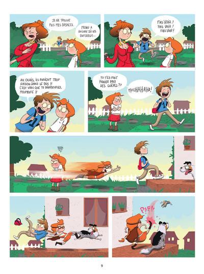 Page 3 Lila tome 1