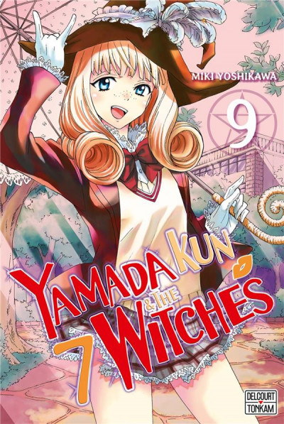 Couverture Yamada Kun & the 7 witches tome 9