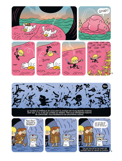 Page 3 Naguère les étoiles tome 6