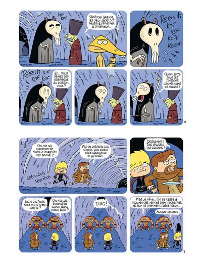 Page 4 Naguère les étoiles tome 6