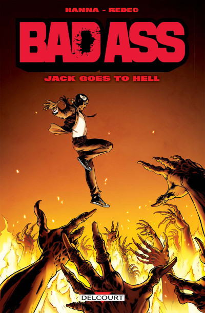 Couverture Bad ass - Jack goes to hell