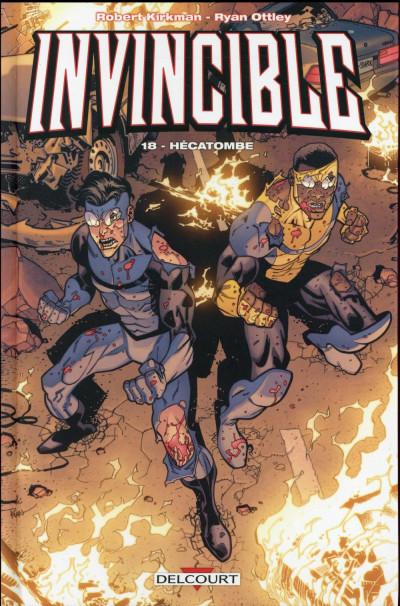 Couverture Invincible tome 18
