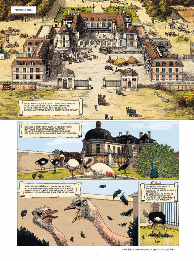 Page 1 Mousquetaire tome 2