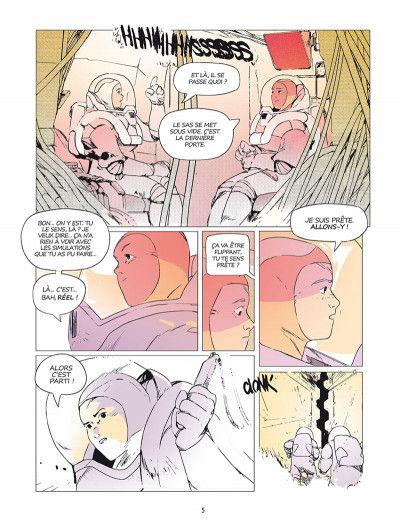 Page 3 Bolchoi arena tome 1