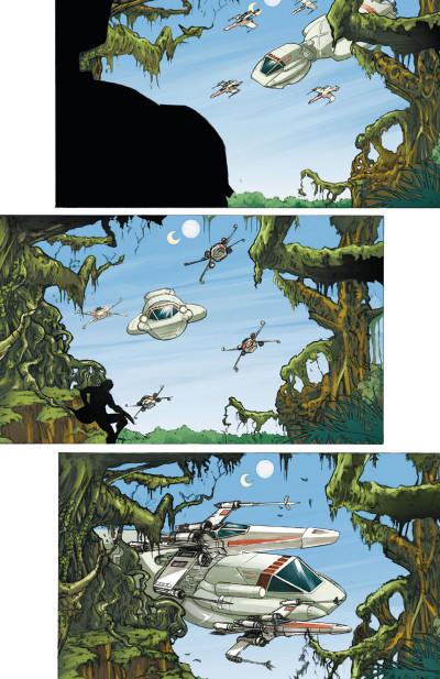 Page 2 Star Wars - Icones tome 3 - Luke Skywalker