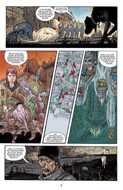 Page 2 B.P.R.D. l'enfer sur terre tome 5
