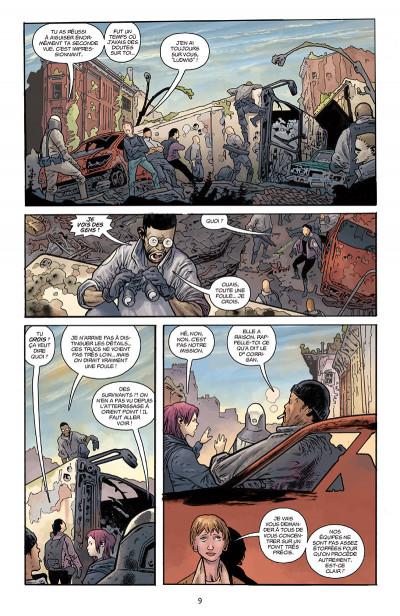 Page 3 B.P.R.D. l'enfer sur terre tome 5