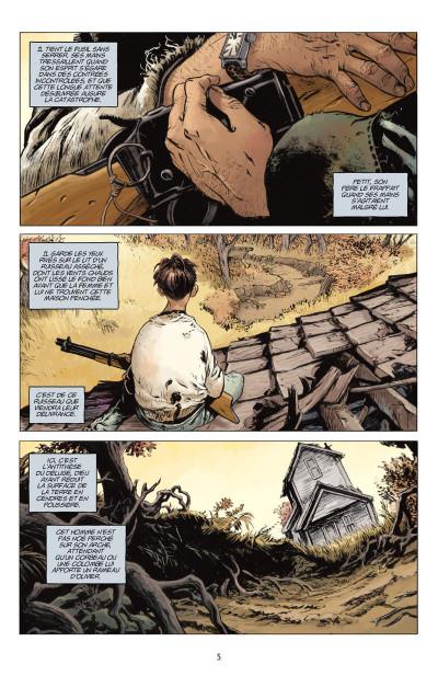 Page 1 Abe sapien tome 5