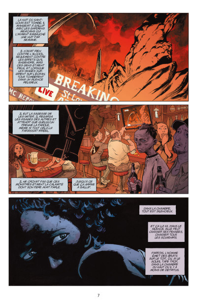 Page 3 Abe sapien tome 5