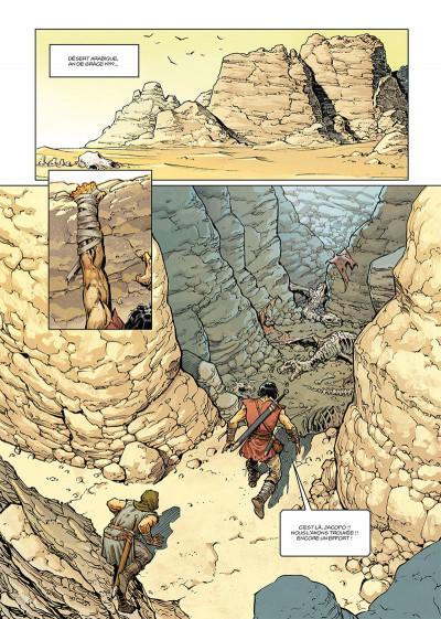 Page 1 Le dernier dragon tome 1