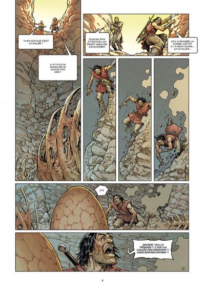 Page 2 Le dernier dragon tome 1
