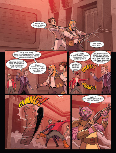 Page 1 Star Wars - Rebels tome 4