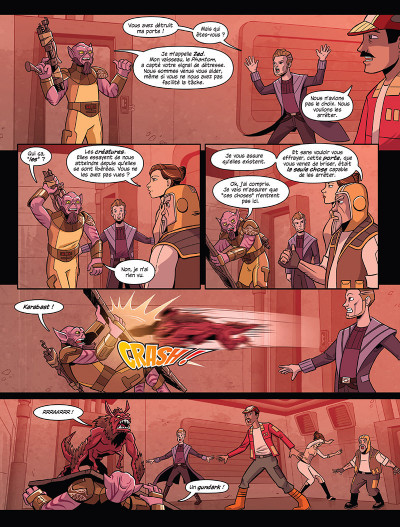 Page 2 Star Wars - Rebels tome 4