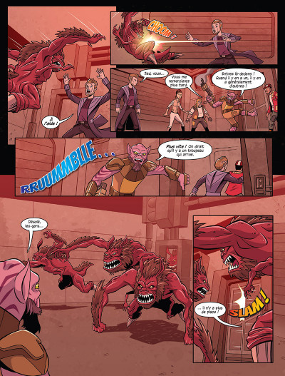 Page 3 Star Wars - Rebels tome 4