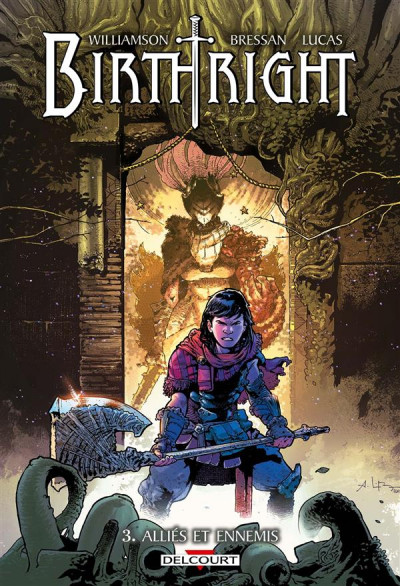Couverture Birthright tome 3