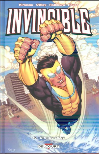 Couverture Invincible tome 19