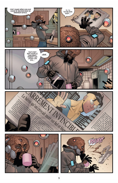 Page 3 Invincible tome 19