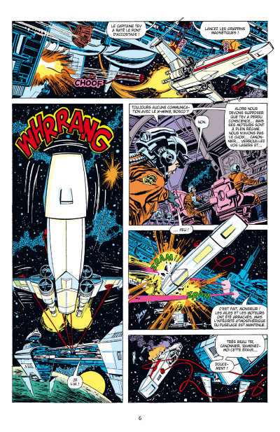 Page 2 Star Wars - classic tome 5
