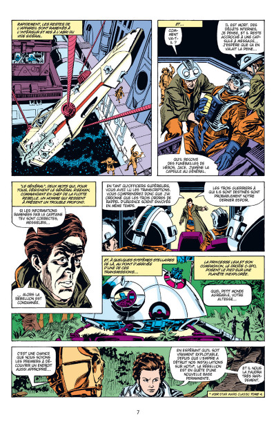 Page 3 Star Wars - classic tome 5