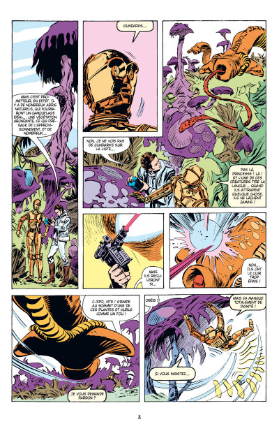 Page 4 Star Wars - classic tome 5