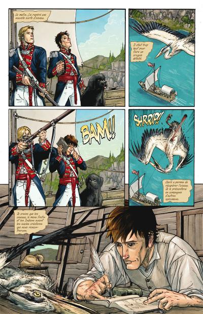 Page 2 Manifest destiny tome 1