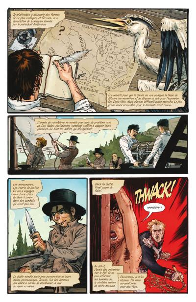 Page 3 Manifest destiny tome 1